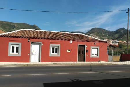 Casa Rural cómoda con parking - Tegueste - Casa