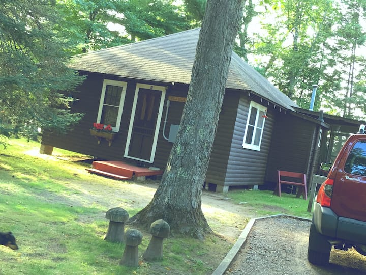 Charming Cottage on Grand Portage Lake