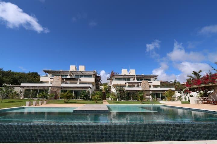 Pipa Residence - Apart. Praia do Amor - B2 (4 PAX)