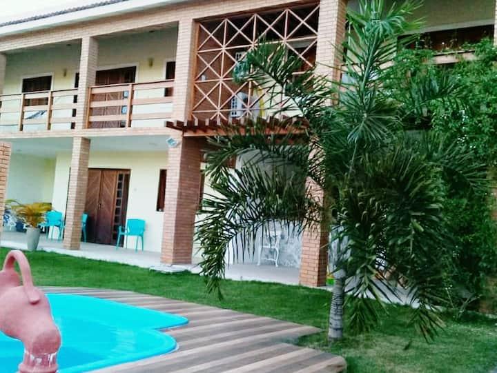 Aconchegante Casa - Porto da Rua c/ piscina e wifi