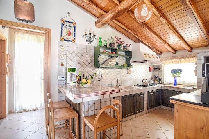 Casa Clò Exclusive Villa EtnaSea