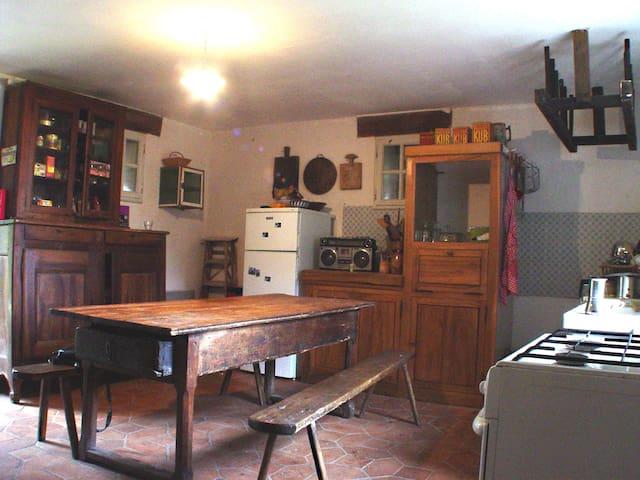 Maison de campagne - Cavagnac - House