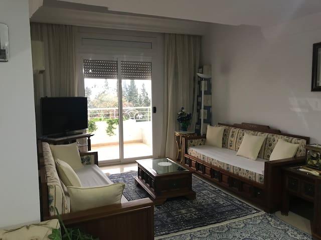 Maison de vacance accès à hôtel le royal Hammamet