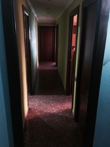 habitación doble 2 personas - Mislata - Appartement