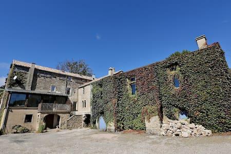 Hameau du Fau - Gite Attractions Terrestres - Saint-Gervais-sur-Mare - House