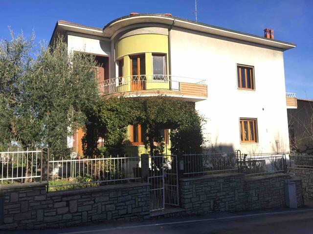 """""""Villa il Chiaro"""" Wohnung"""