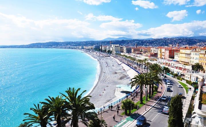 SALEYA BEAUTIFUL FLAT VIEUX NICE