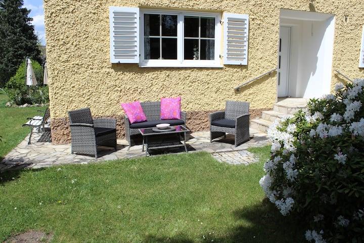 85m² Gartenwohnung zwischen Ammersee  und Augsburg