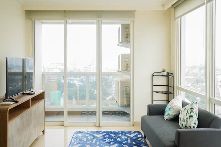 Wonderful 2BR Menteng Park Apt with Private Lift