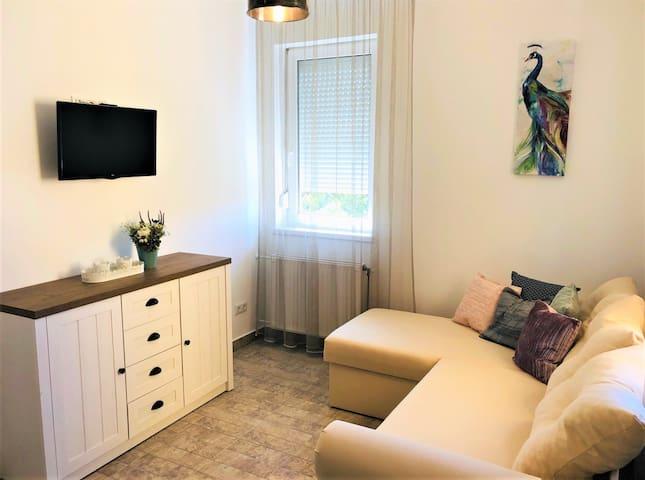 Levendula Apartman, a könnyed elegancia
