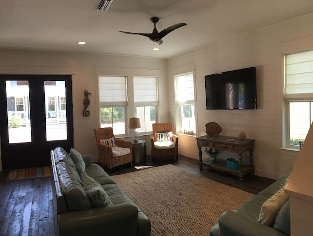Great room on first floor