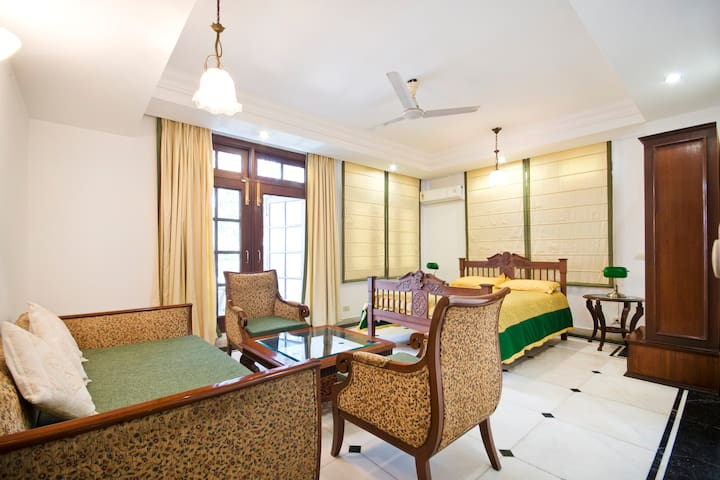Villa 33 Traveler's Suite - Neu-Delhi - Bed & Breakfast
