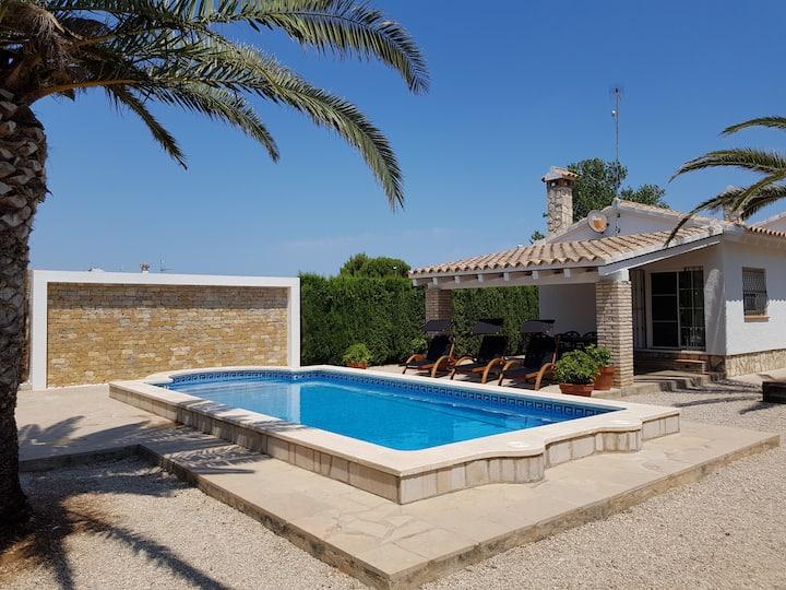 Villa Pepito, un hogar para sus vacaciones.