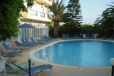 Castro Hotel Bedroom Apartments - Gazi