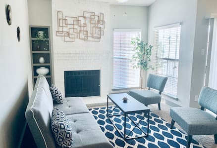 NEW **Valley Ranch Suite** in Irving TX