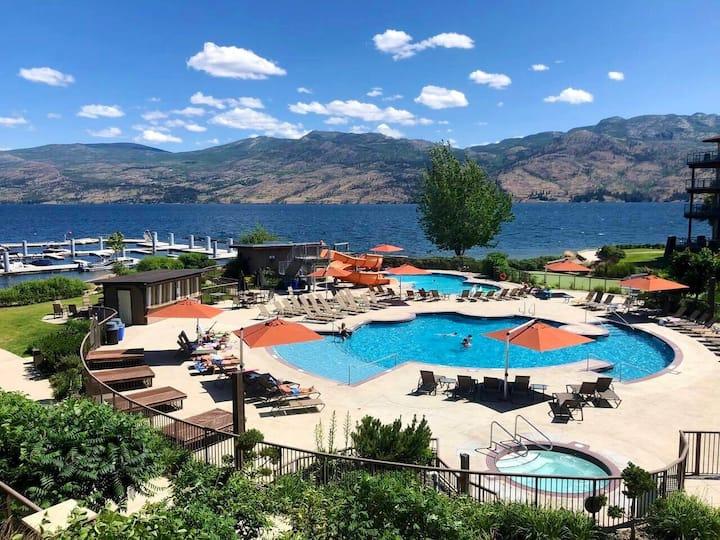 Amazing Cove Lakefront Resort  Full Condo !!