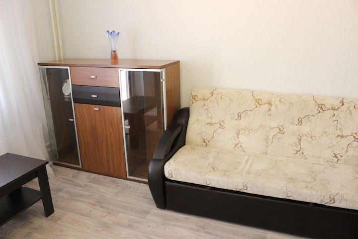 Уютная квартира в живописном  месте.