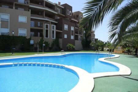 Penthouse Bonalba Golf Resort - Mutxamel - Appartement