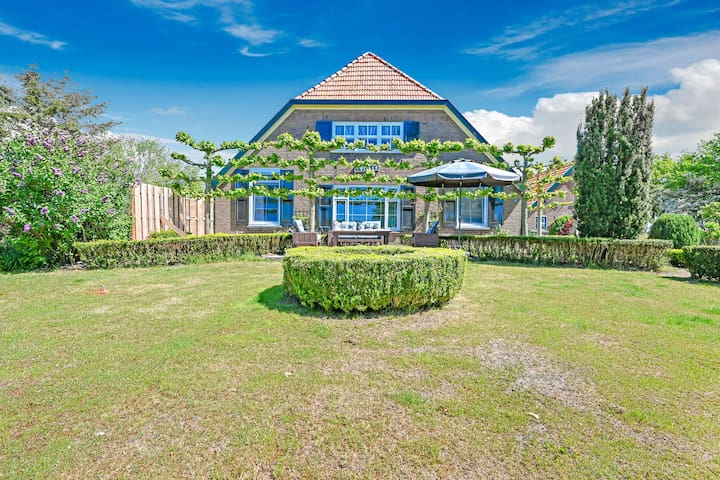 Prachtige villa in Ruurlo met een tuin