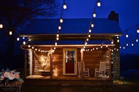Muletown Cabin #1