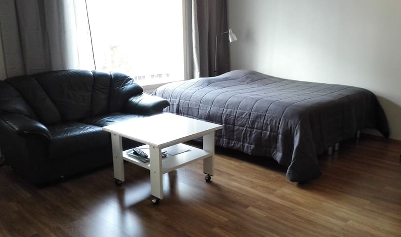 2br apt in Oulu centre, own sauna - Oulu - Daire