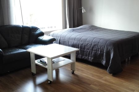 2br apt in Oulu centre, own sauna - Byt