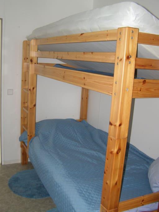 Das Stockbett
