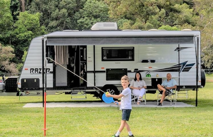 New Caravans for Hire or Short term Accommodation