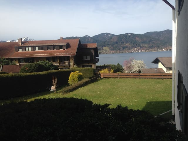Appartment in toller Lage - Tegernsee - Departamento