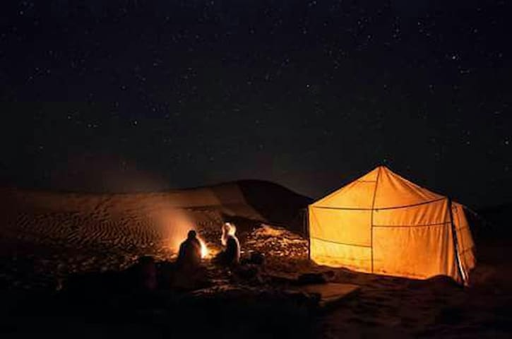 Discover the Sahara Desert with Local Nomads