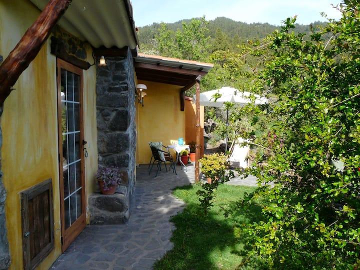 Kanarisches Haus: Casa El Naranjo