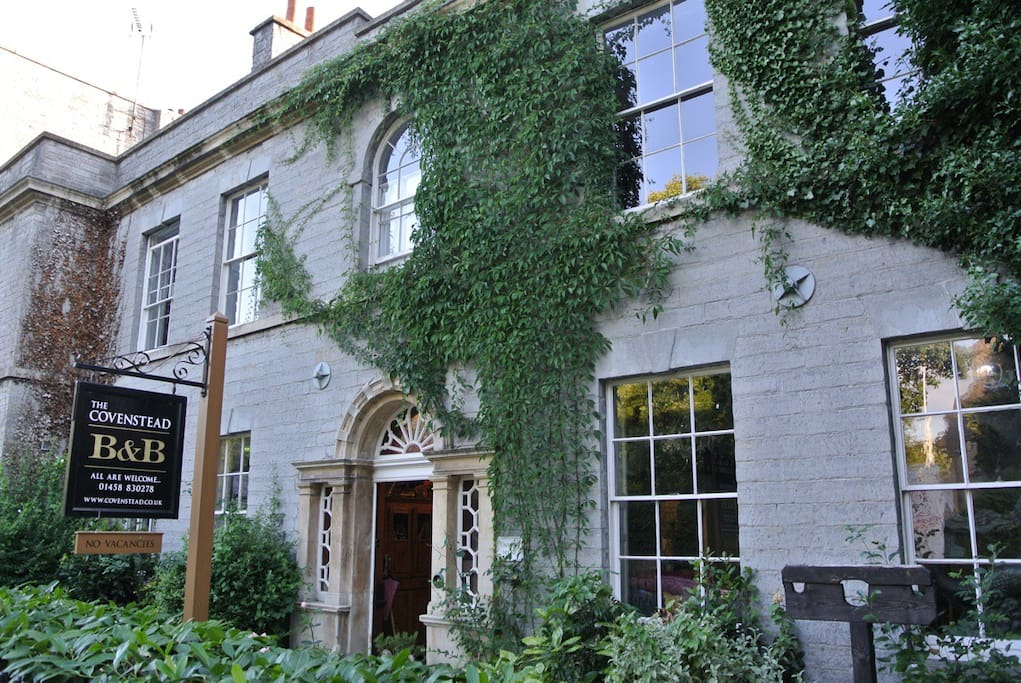 The Covenstead Bed And Breakfast Glastonbury