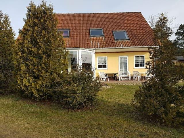 großes Gruppenhaus - Ferienpark am Drass - Fuhlendorf - Holiday home