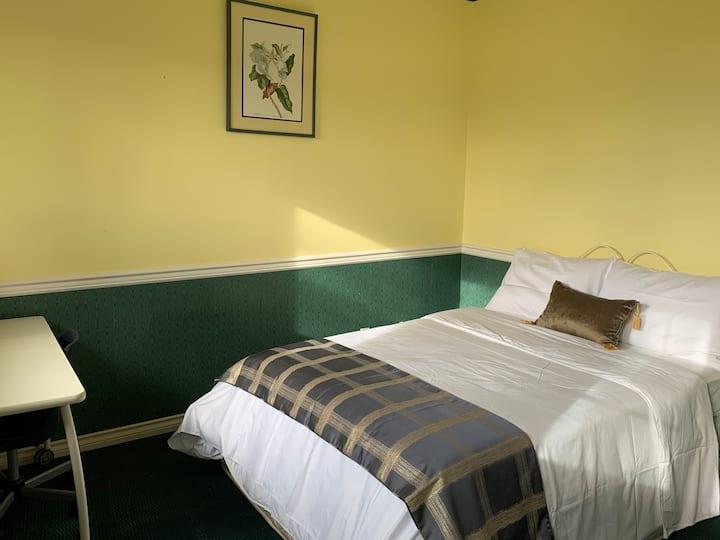 Comfort standard & quiet suite