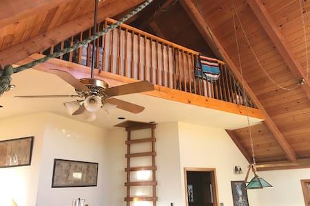 Creative Loft in Unique Home - San Anselmo - Maison
