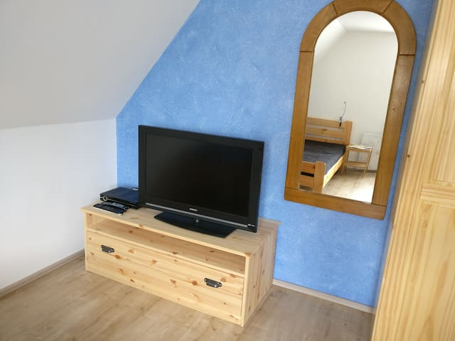 Moderne Wohnung in unmittelbarer Nähe zum Bodensee - Oberteuringen - Lägenhet