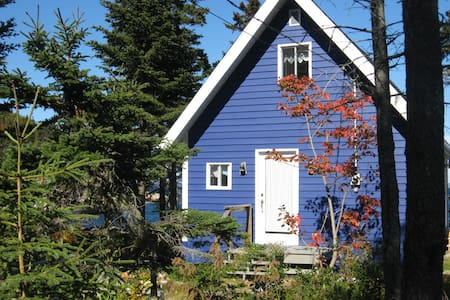 Sunfish Cottage - Hubbards - Srub