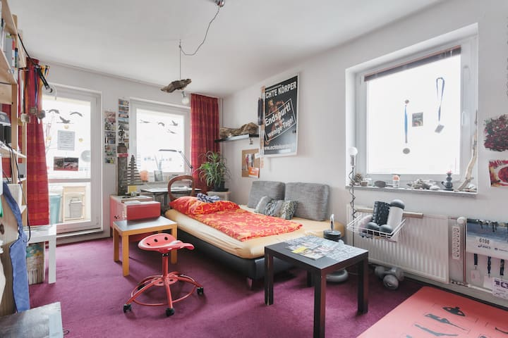 Place for Recovery and Less - Dresden - Wohnung