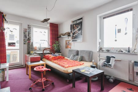 Place for Recovery and Less - Dresden - Huoneisto