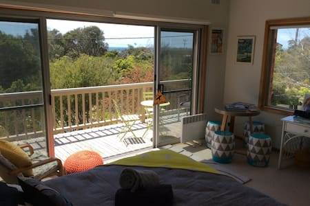 Solar Shack Beach Front Abode - Blairgowrie - Apartment