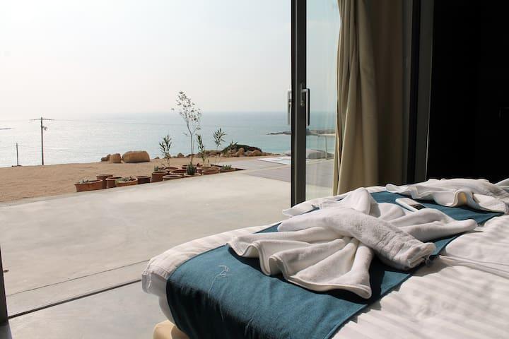 DAS KUEHN - unique summer residence for 5 - Karpathos - Bungalow
