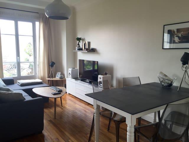 Appartement 60m² 15min PARIS - Colombes - Appartement