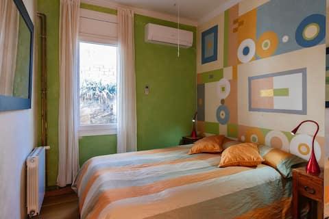 Gaudi Park Room
