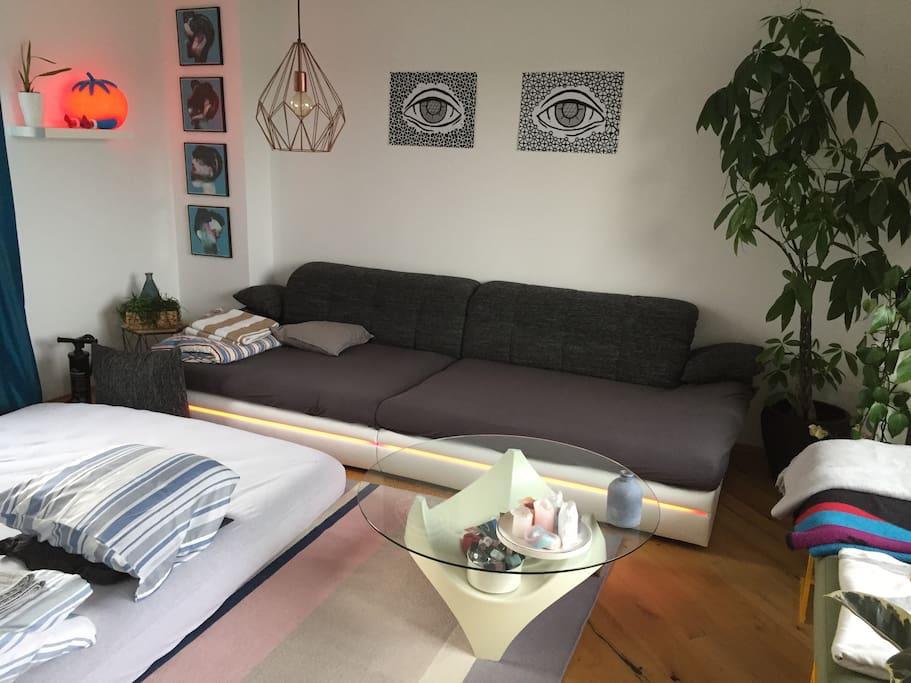 sch ne helle wohnung im zentrum von d sseldorf wohnungen zur miete in d sseldorf nrw. Black Bedroom Furniture Sets. Home Design Ideas