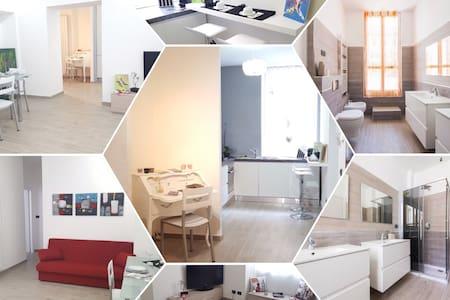 NEW APARTMENT IN THE CENTER OF COMO - Como - Apartemen