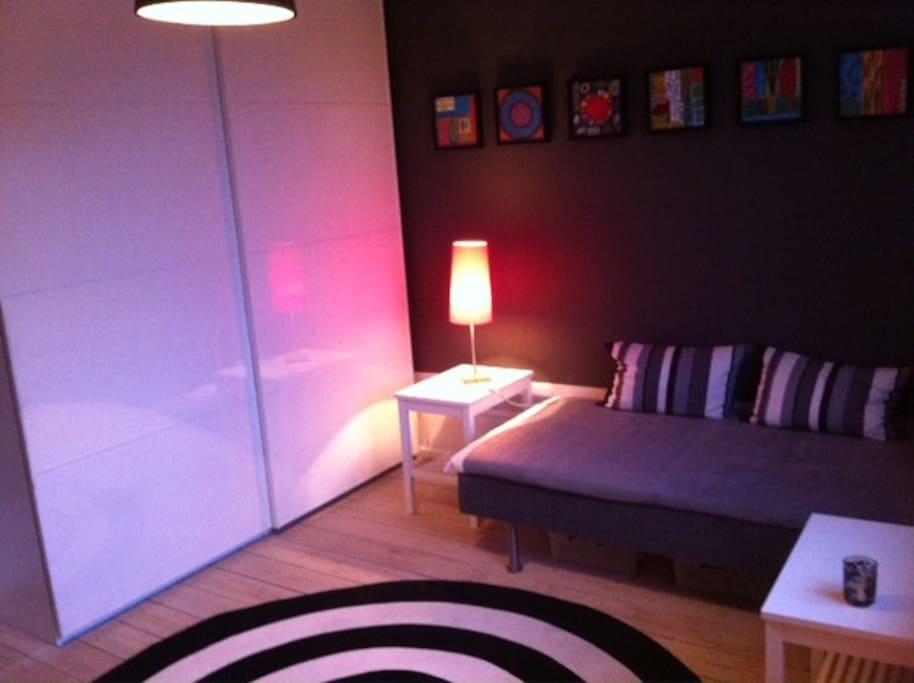Selve værelset