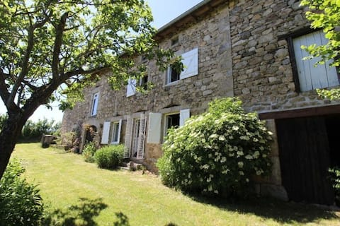Maison de campagne au coeur de l'Auvergne