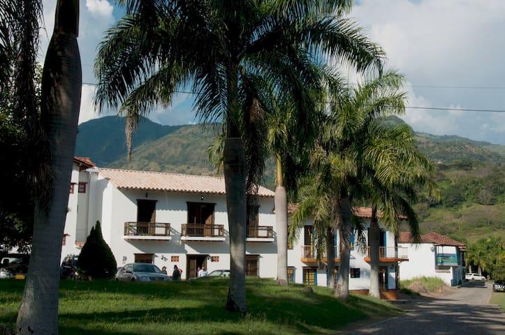 Casa de Ana Caucaviejo Jericó Antioquia