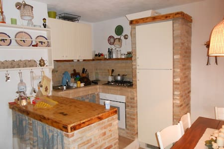 appartamento in centro storico - Vico del Gargano - Casa