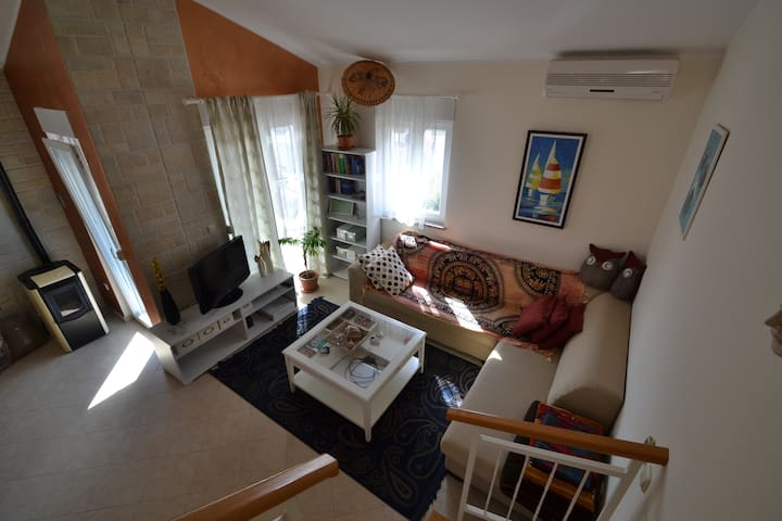 Sunny&beautiful 4* apartment - Novigrad - Pis